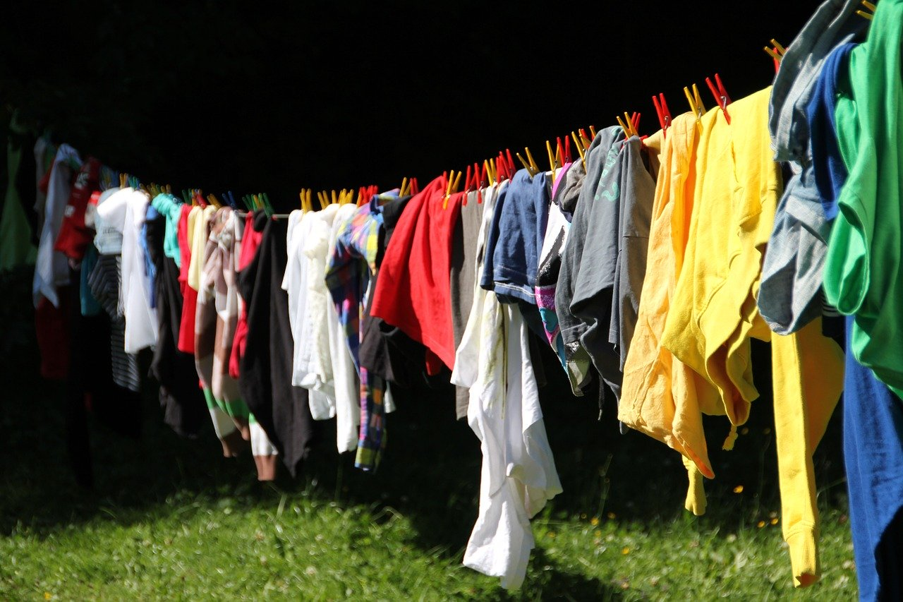laundry game for kids