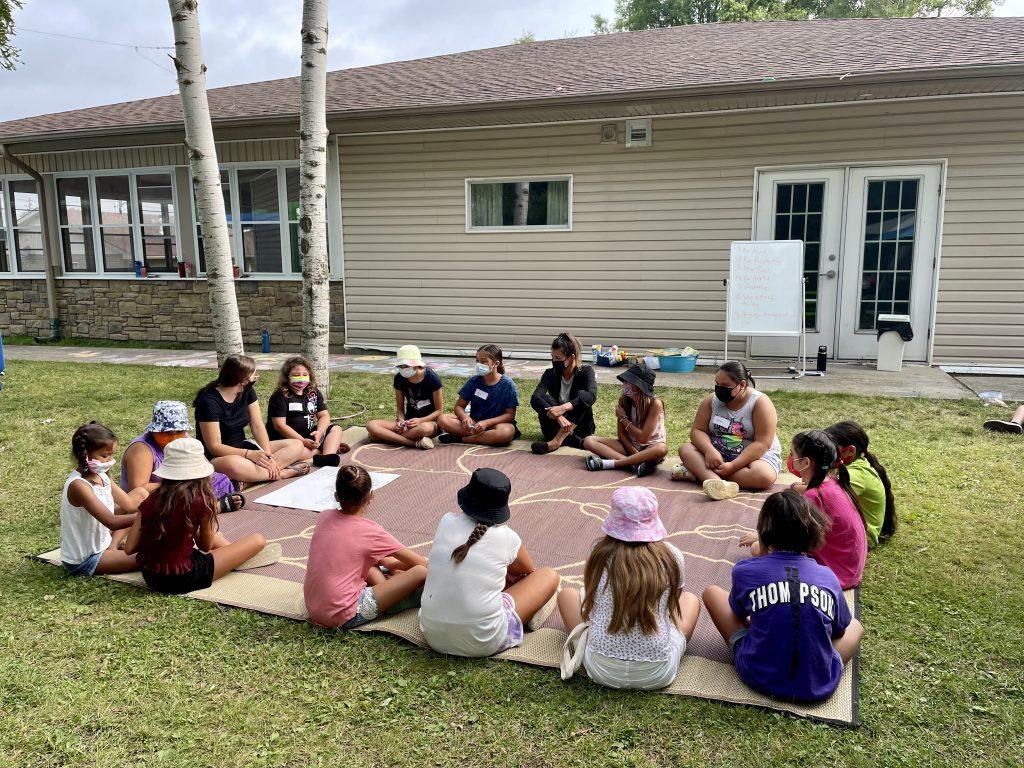 Girl Power Day Camp Oshweken
