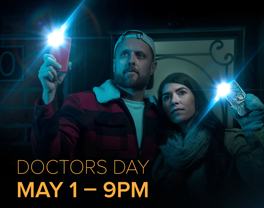 doctor's day is May 1st