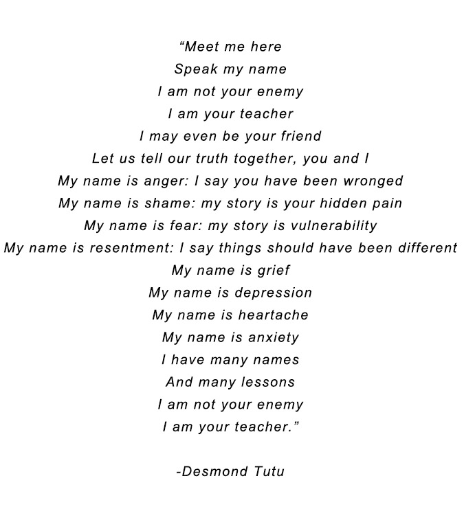 a poem about feelings