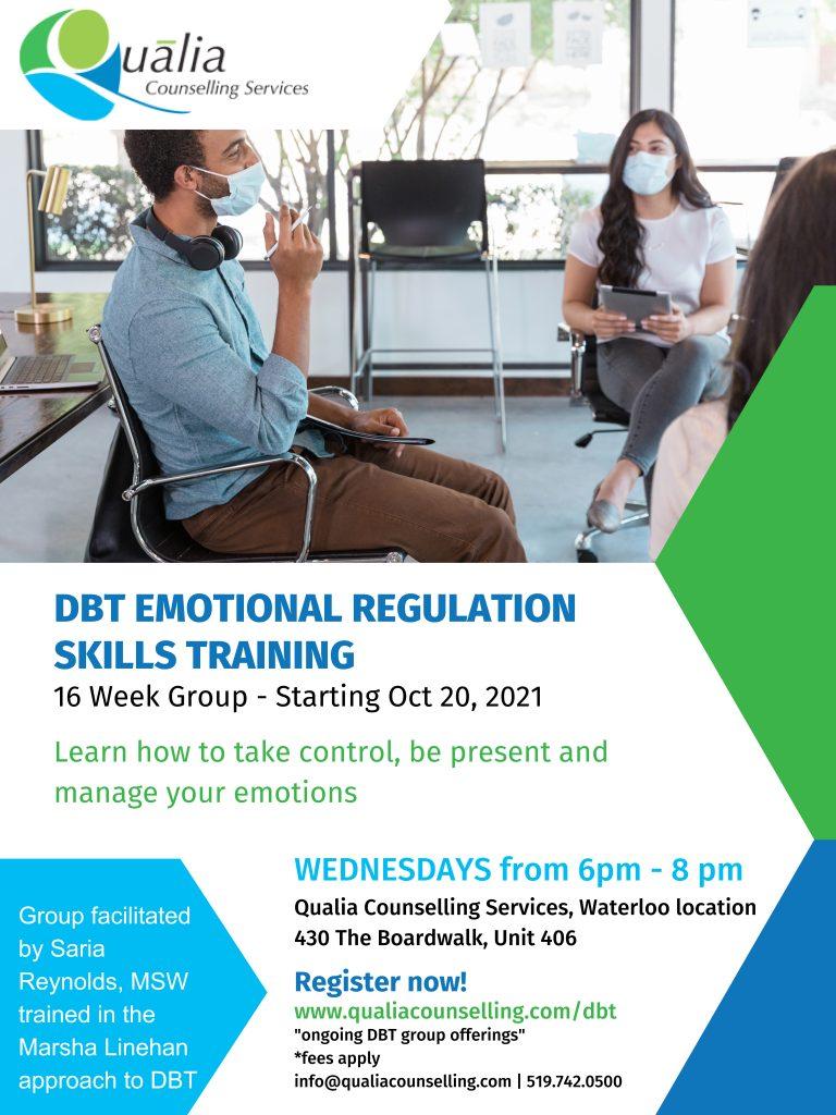 DBT Skills Group Poster